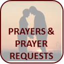 Find prayers or submit your prayer request